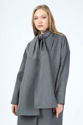 CELLIA Cashmere Fabric Women's Overcoat