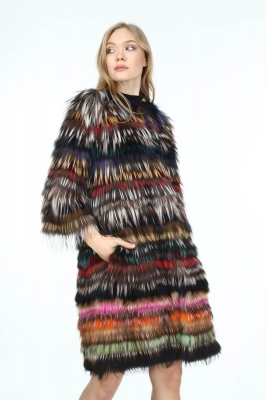 ARIZONA Women's Fox Fur Coat